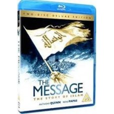 The Message : The Story of Islam BluRay Disc