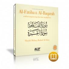 Al-Fatiha & Al Baqarah - Mishary Rashed Al-Afasy