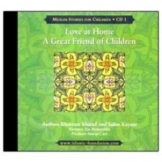 Love at Home, A Great Friend of Children (CD1)