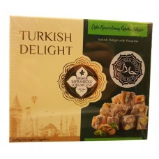 Turkish Delight with Pistachio