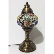 Turkish : Mosaic Lamp - Medium