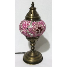 Turkish : Mosaic Lamp - Small