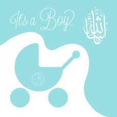 Card: BSBOY01 Its A Boy