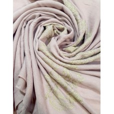 AK16 - Embroidery Phoenix scarf (Pink)