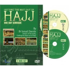 Getting the Best out of Hajj 2 DVD Set
