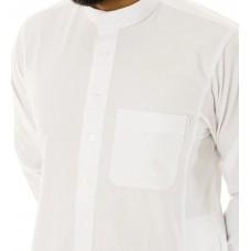 Premium Aseel Thoub White