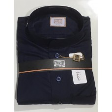 Premium Aseel Thoub - Navy (4)