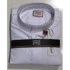 Premium Aseel Thoub - Light Grey (3)