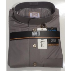 Premium Aseel Thoub - Brown