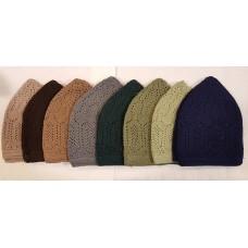 Mercan Cotton Hat - Colour
