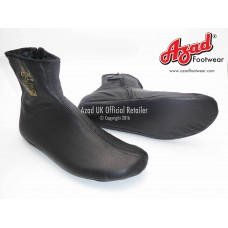 Azad Leather Socks : Size 9 F