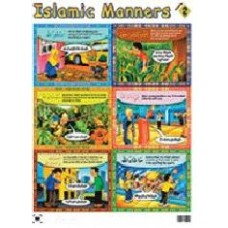 Islamic Manners Poster (2)