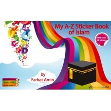 A-Z Colouring Book