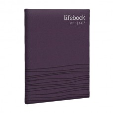 Desk Lifebook - Plum Purple