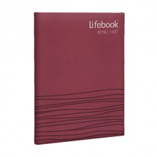 Desk Lifebook - Passion fruit Pink