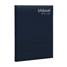 Desk Lifebook - Blueberry Blue