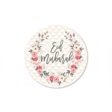 IGC : Eid Stickers3 - Floral 20pk