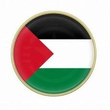 Palestinian - Flag Lapel/Badge
