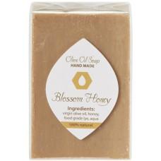 Zaytoun : Olive oil soap - Blossom Honey