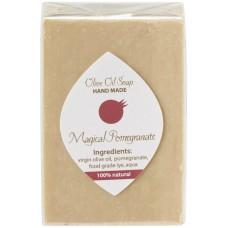 Zaytoun : Olive oil soap - Magical Promogranate