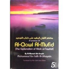 Al Qawl Al Mufid