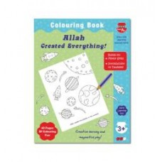 Allah Created Everything : Colouring Book