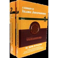 A summary of Islamic Jurisprudence (2 Vol)