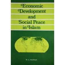 Economic Development and Social Peace in Islam