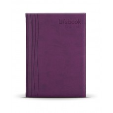 Deskbook ; Lollipop Purple