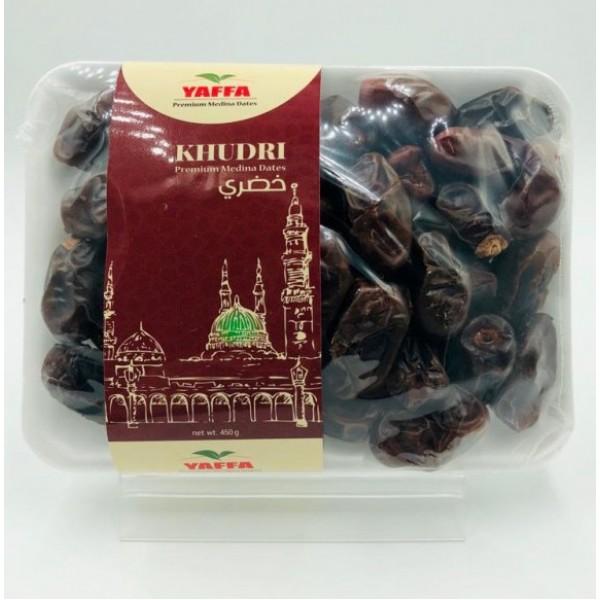 Yaffa : Premium Medina Khudri Dates (450g)
