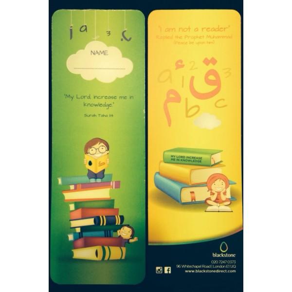 Blackstone Bookmarks ; kids