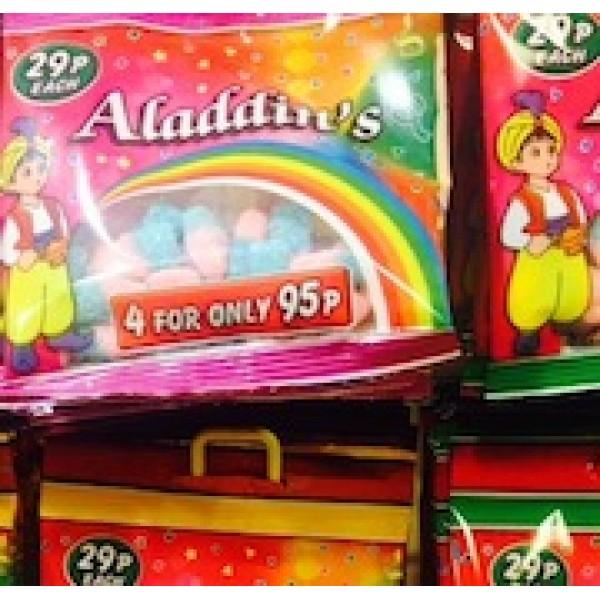 Aladdin's 4pk