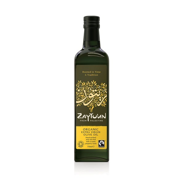 Palestinian Extra Virgin Olive Oil 750ml