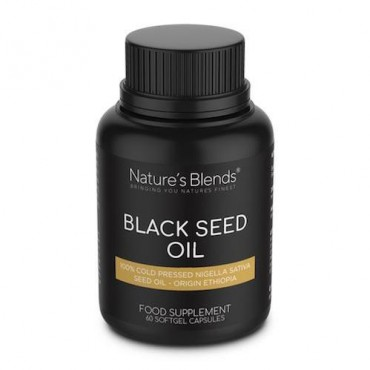 Natures Blends : Black Seed Oil Capsules