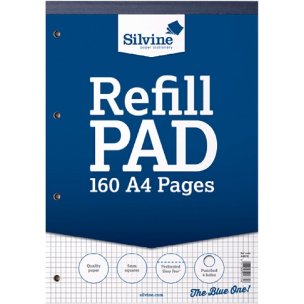 NIS - A4 Refill pad square
