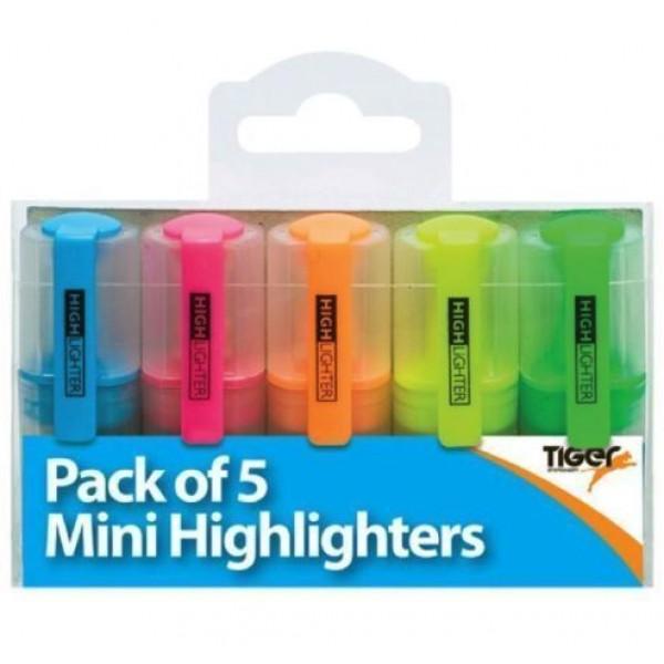NIS - Mini High Lighter Pens