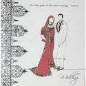 Card - Wedding - Bride and Groom (CD10)