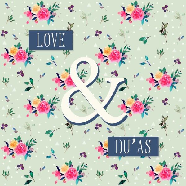 Love & Du'as Card