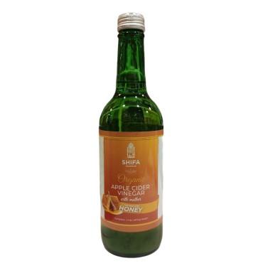 Shifa e Kaamila - Pure Apple Cider Vinegar Infused with Honey