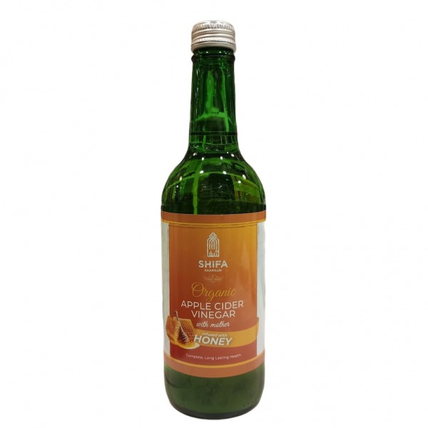Shifa e Kaamila - Pure Apple Cider Vinegar Infused with Honey