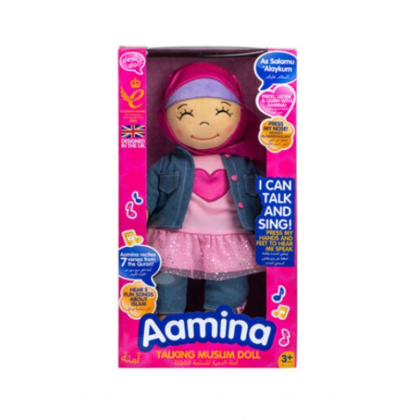 Desi Doll : Talking Muslim Aamina Doll