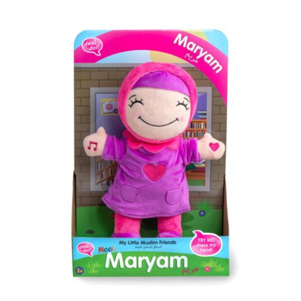 My little muslim friends maryam