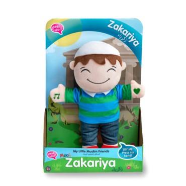 my little muslim friend zakariya