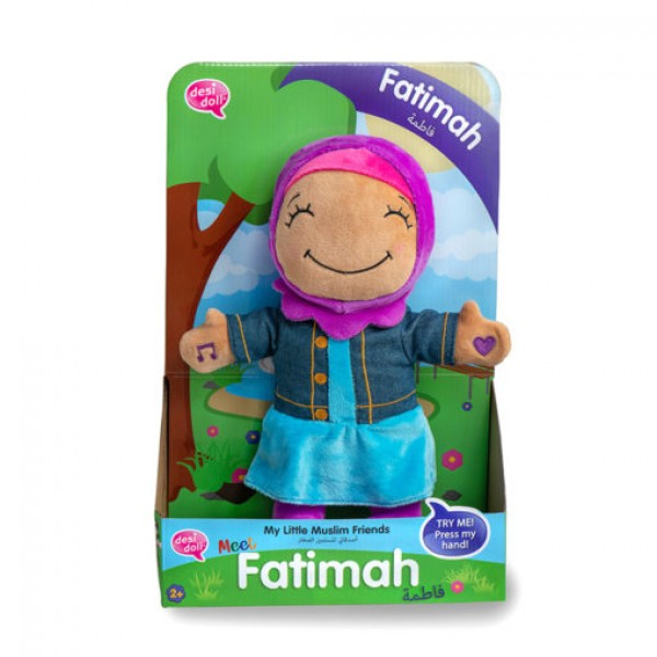 My little muslim friends Fatimah