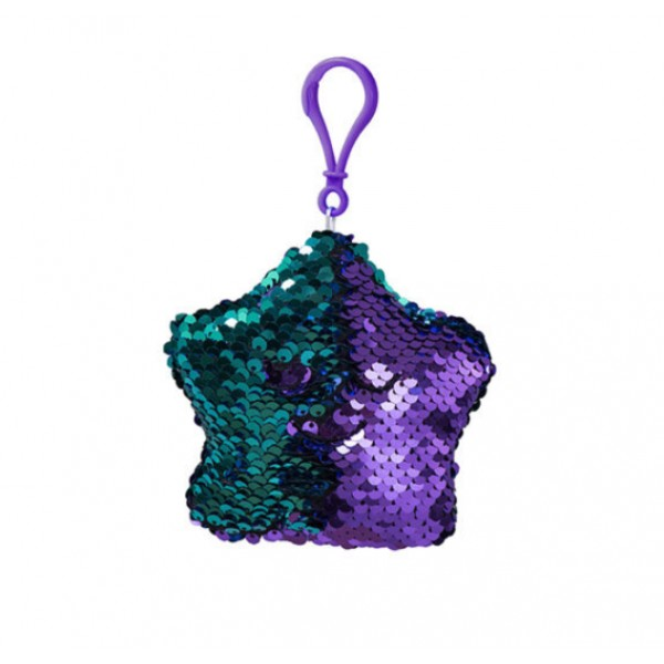 Desi Doll : Keyring - Flippable Sequins My Leaving Home Dua