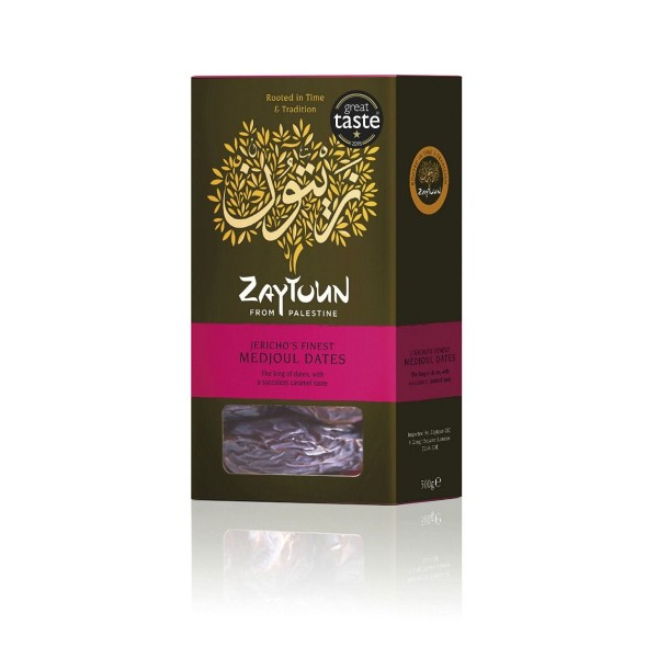 Zaytoun : Medjoul Dates 500g