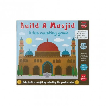 Build a Masjid : A Fun Counting Game