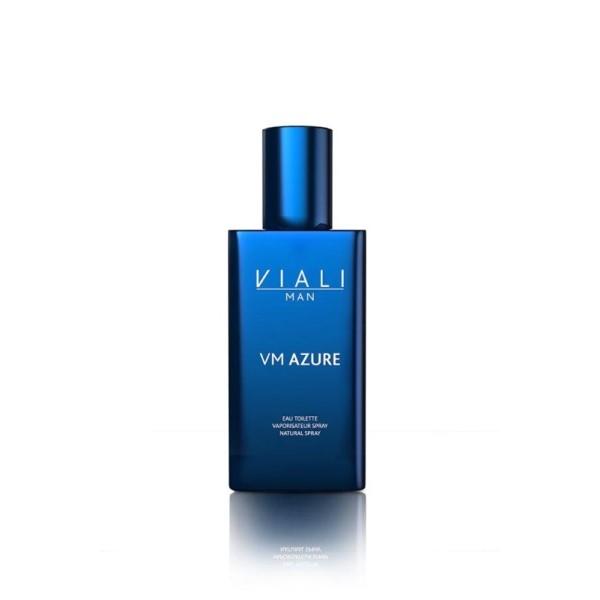 Viali Man : VM5 Azure - Chanel Bleu