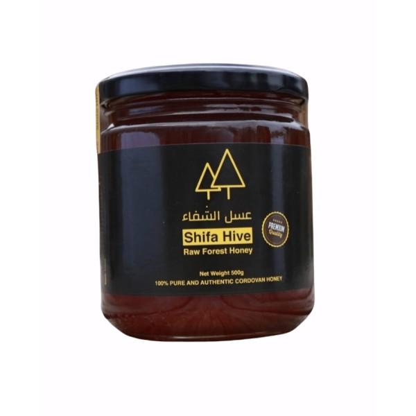 Shifa Hive - Premium Raw Forest Honey 500g