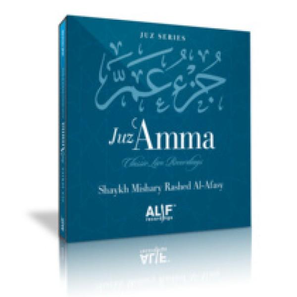 Juz 'Amma - Mishary Rashed Al-Afasy